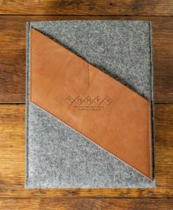 iPad-felt-brown-italian-leather-case-sleve-pouch-1