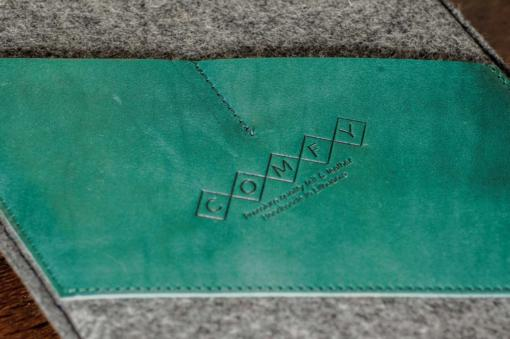 iPad-felt-green-italian-leather-case-sleve-pouch-4