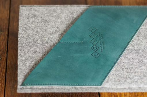 iPad-light-felt-green-italian-leather-case-sleve-pouch-2