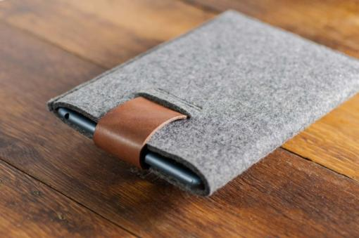 iPad-mini-felt-brown-italian-leather-case-sleve-pouch-3