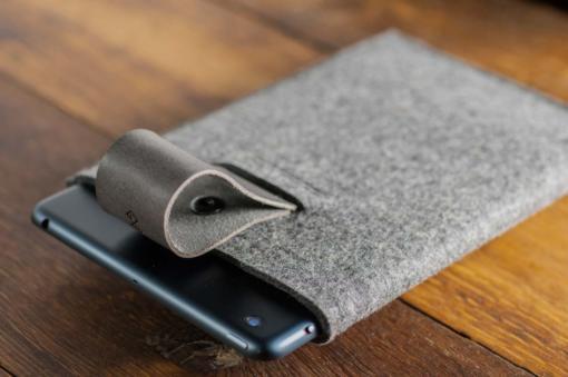 iPad-mini-felt-grey-italian-leather-case-sleve-pouch-2