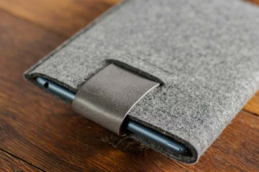 iPad-mini-felt-grey-italian-leather-case-sleve-pouch-3