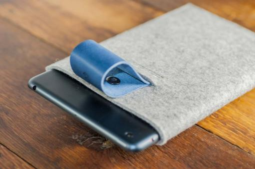 iPad-mini-light-felt-blue-italian-leather-case-sleve-pouch-2