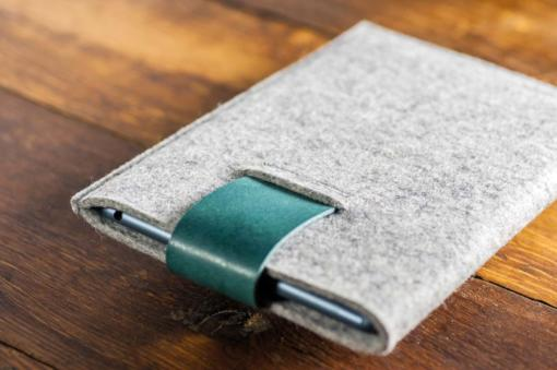 iPad-mini-light-felt-green-italian-leather-case-sleve-pouch-6