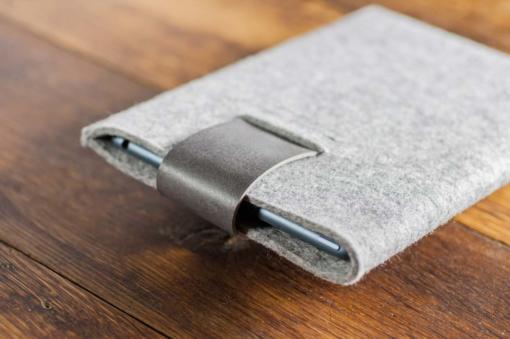 iPad-mini-light-felt-grey-italian-leather-case-sleve-pouch-4