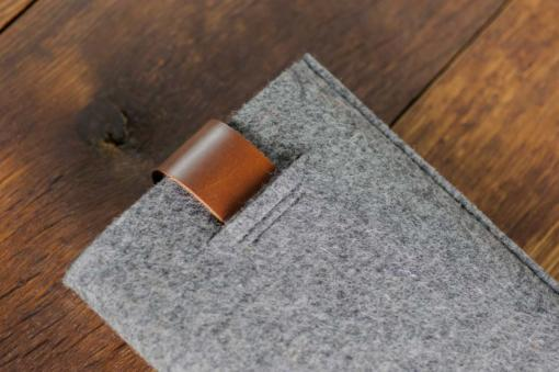 kindle-paperwhite-felt-brown-italian-leather-case-sleve-pouch-5