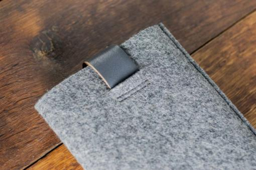 kindle-paperwhite-felt-grey-italian-leather-case-sleve-pouch-3