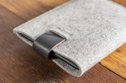 kindle-paperwhite-light-felt-grey-italian-leather-case-sleve-pouch-3